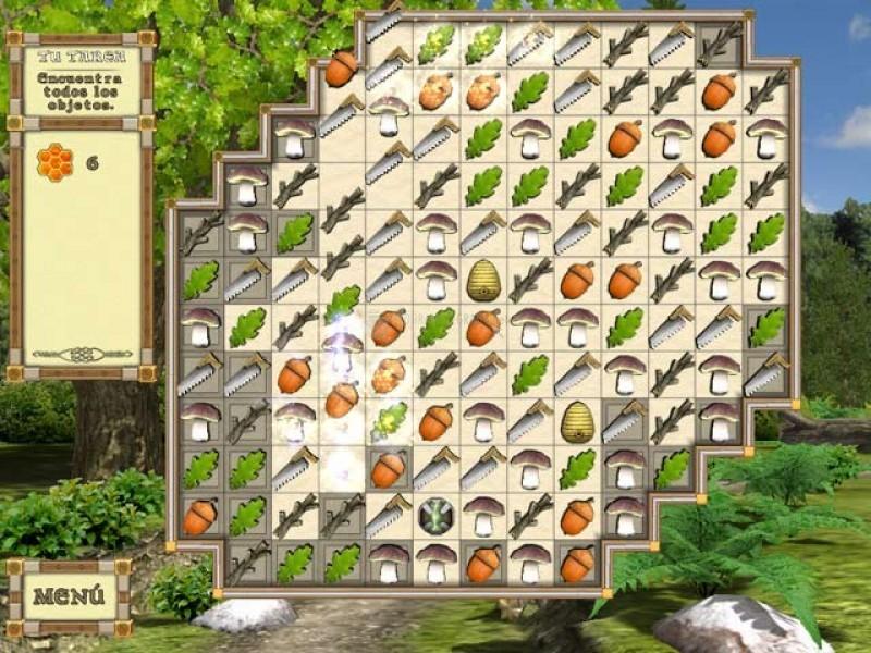 Pantallazo Rune Stones Quest