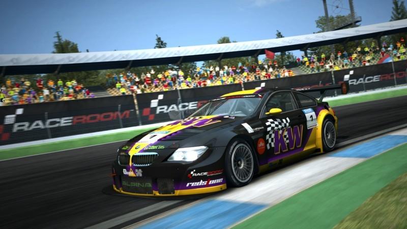 Pantallazo RaceRoom Racing Experience