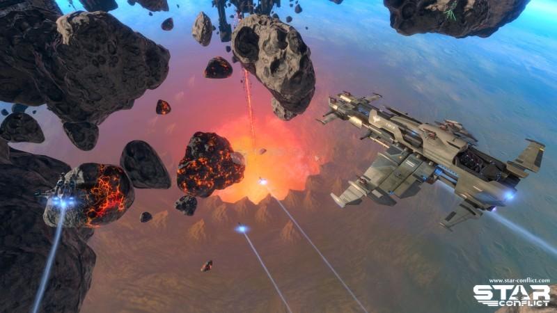 Pantallazo Star Conflict