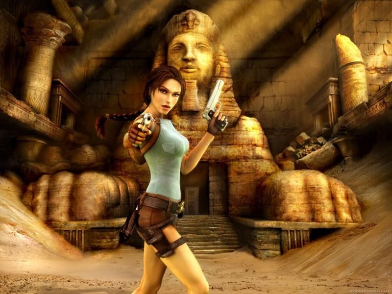 Pantallazo Tomb Raider Anniversary Wallpaper