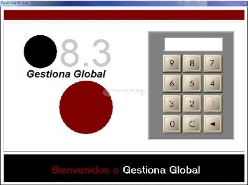 Pantallazo GestionaGlobal