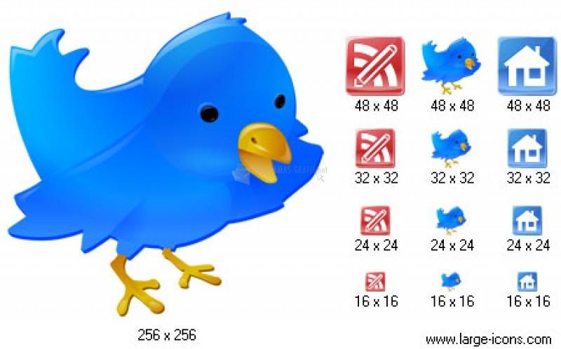 Pantallazo Free Social Media Icons