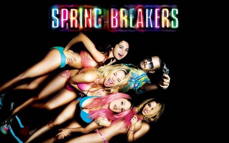 Pantallazo Spring Breakers