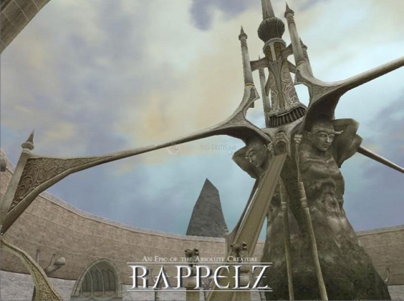 Pantallazo Rappelz