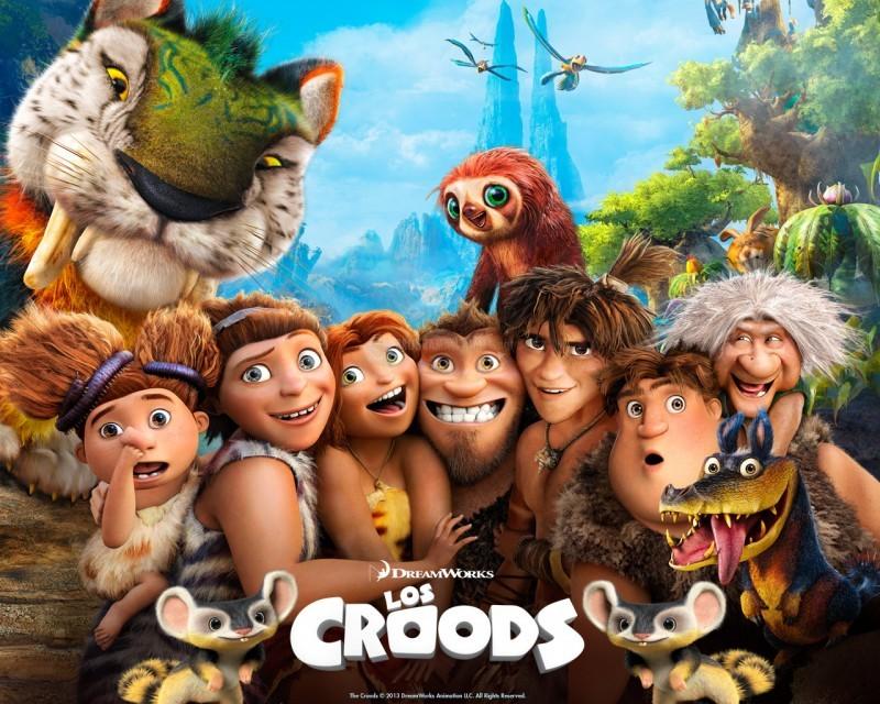 Pantallazo Los Croods: Una aventura prehistórica