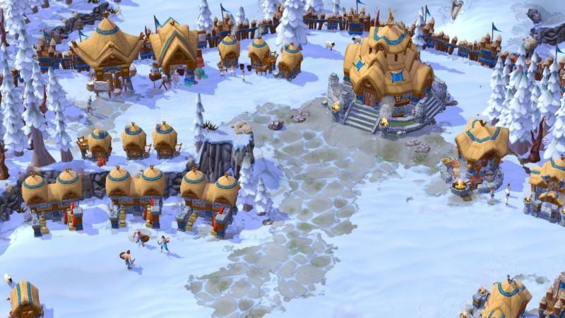 Pantallazo Age of Empires Online