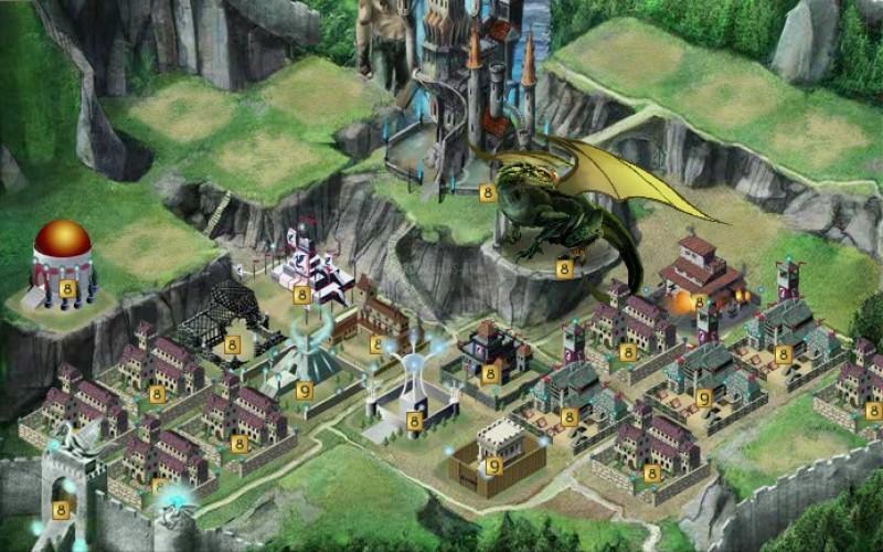 Pantallazo Dragons of Atlantis