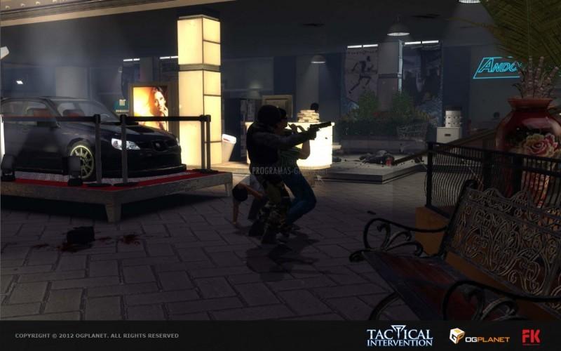 Pantallazo Tactical Intervention