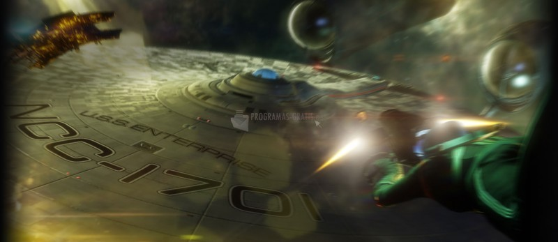 Pantallazo Star Trek - El videojuego