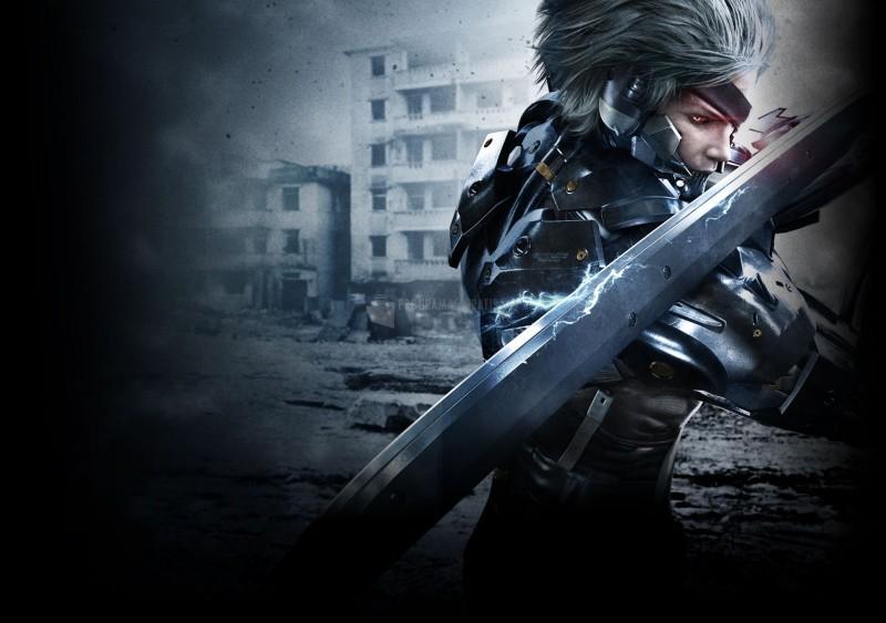 Pantallazo Metal Gear Rising: Revengeance