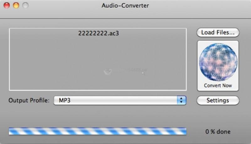 Pantallazo Hewbo Free Audio Converter