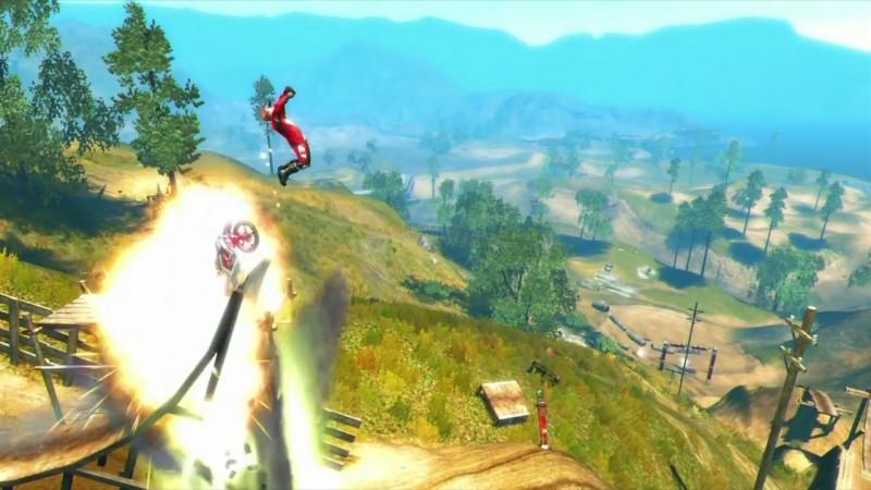 Pantallazo Trials Evolution: Gold Edition