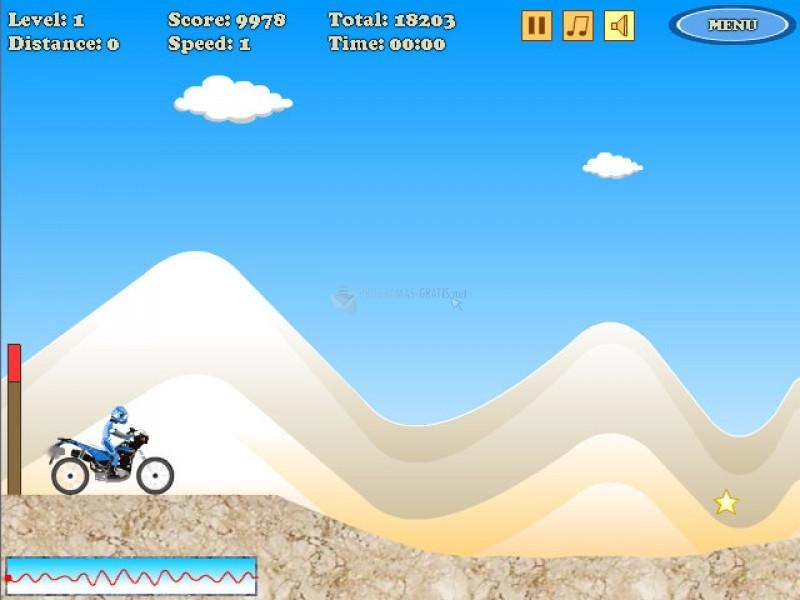 Pantallazo Motorbike Rider