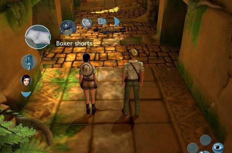 Pantallazo Broken Sword 4: El Ángel de la Muerte