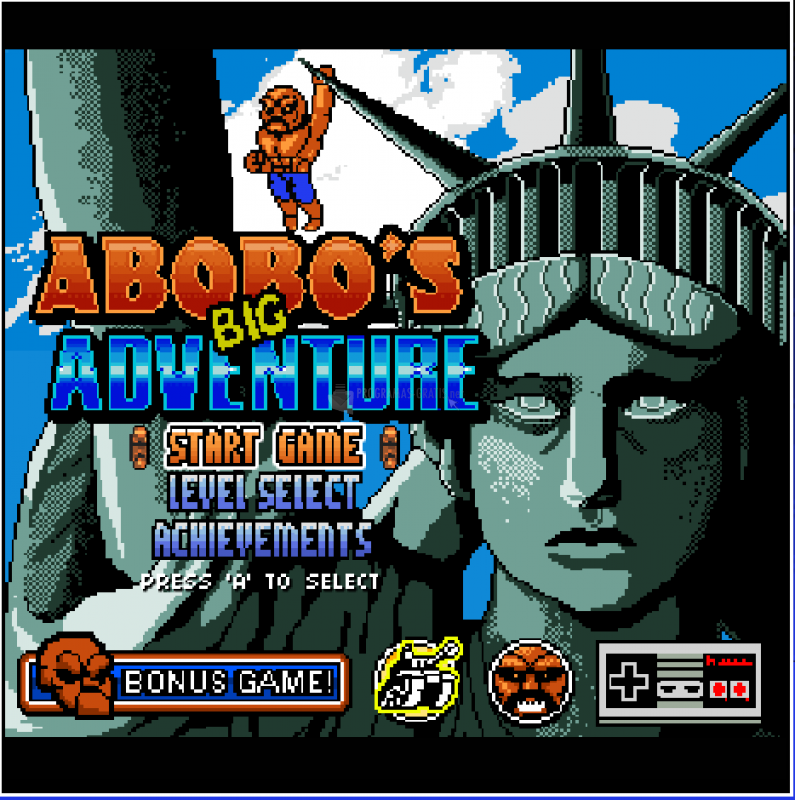 Pantallazo Abobo Big´s Adventure
