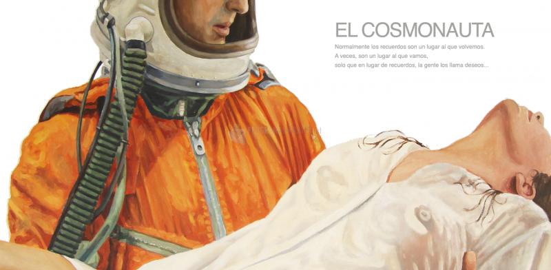 Pantallazo El Cosmonauta