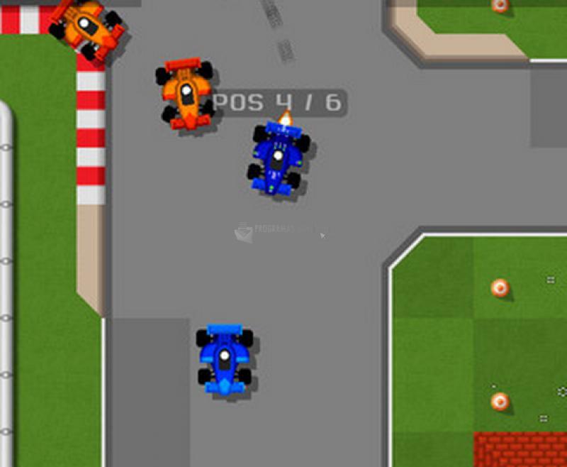 Pantallazo Retro Racing