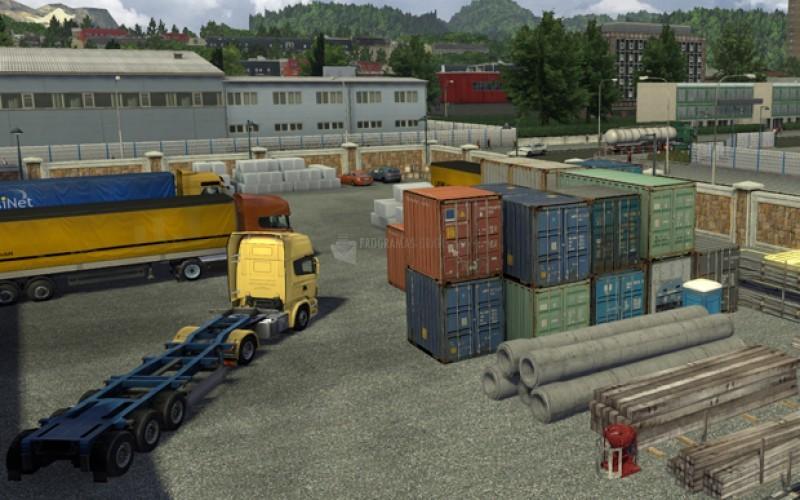 Pantallazo Trucks and Trailers
