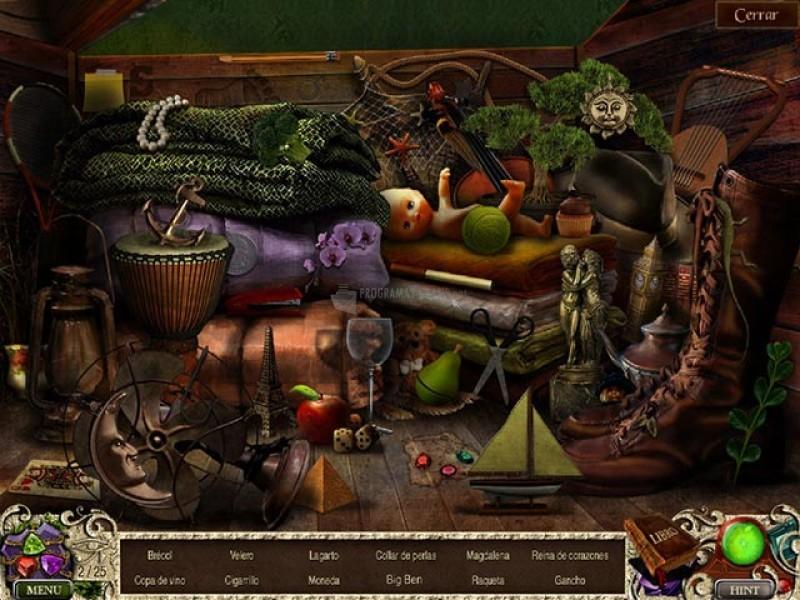 Pantallazo El Somnárium del Dr. Magnus