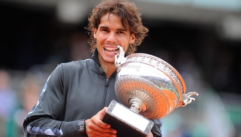 Pantallazo Nadal, campeón de Roland Garros