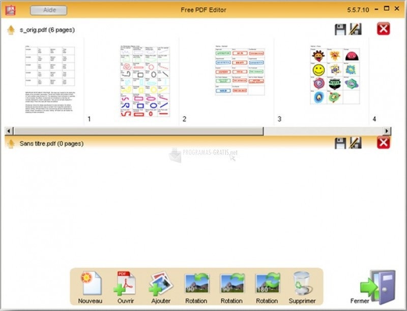 pdf editor program free download