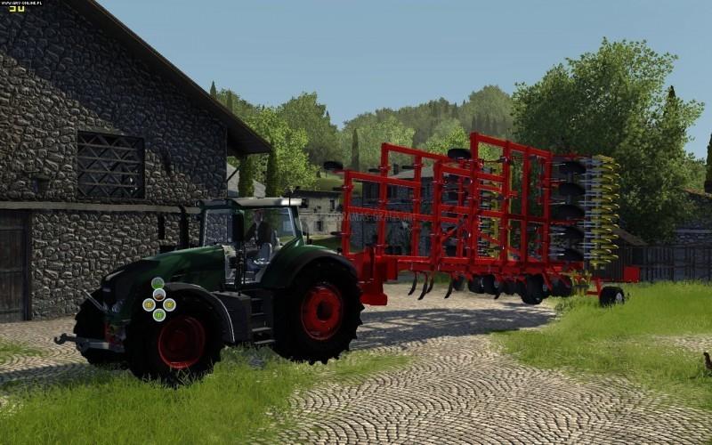 Pantallazo Agricultural Simulator 2013