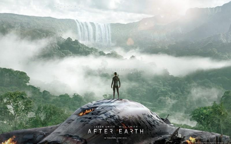 Pantallazo After Earth