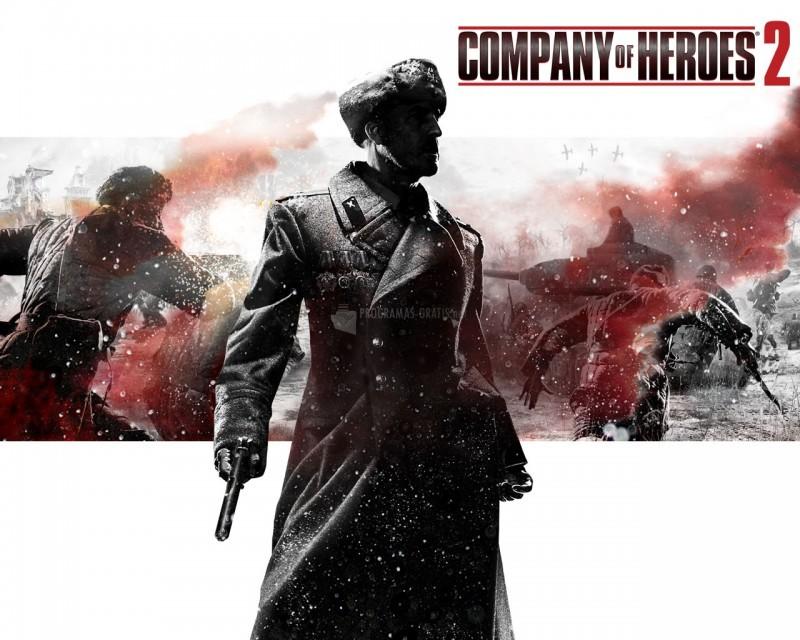 Pantallazo Company of Heroes 2