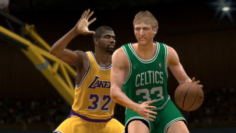 Pantallazo NBA 2K12 Patch