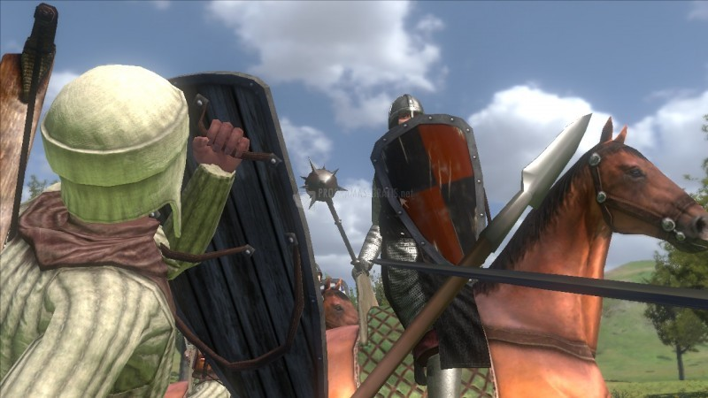 Pantallazo Mount & Blade: Warband