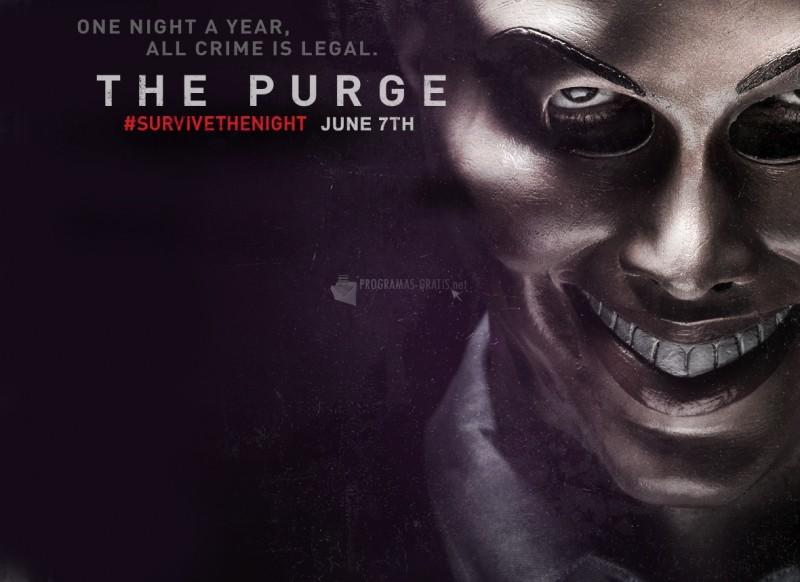Pantallazo The Purge. La noche de las bestias