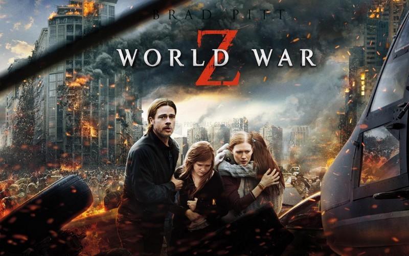 Pantallazo Guerra Mundial Z