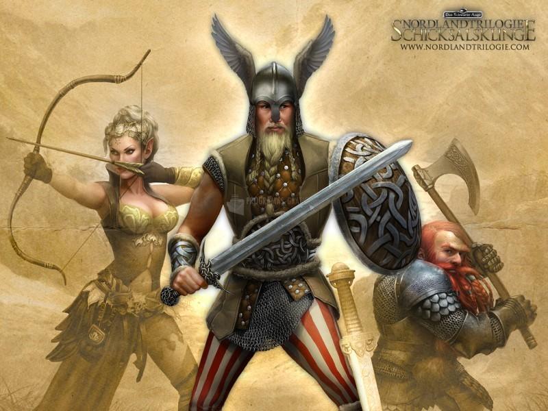 Pantallazo Realms of Arkania – Blade of Destiny