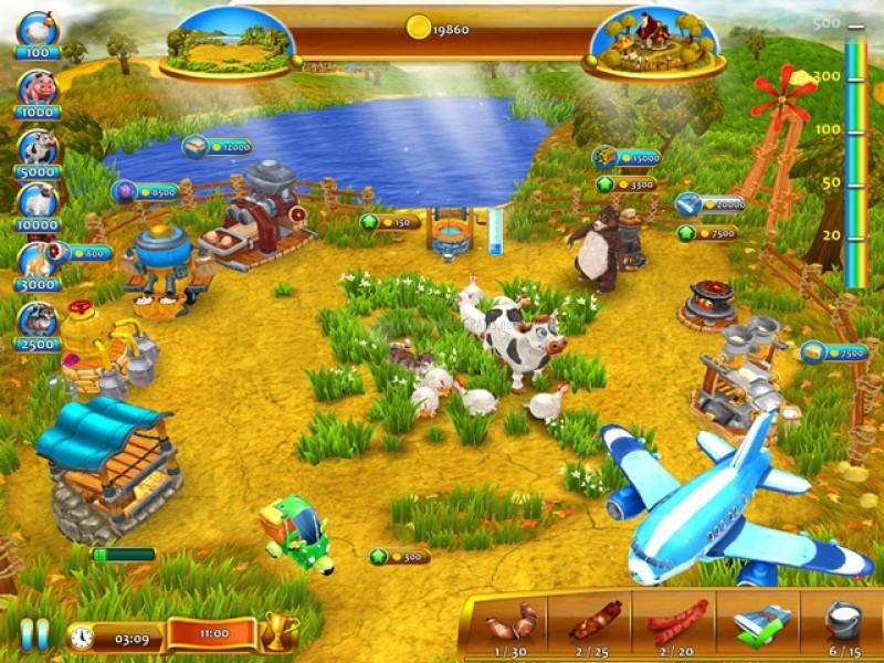 Pantallazo Farm Frenzy 4