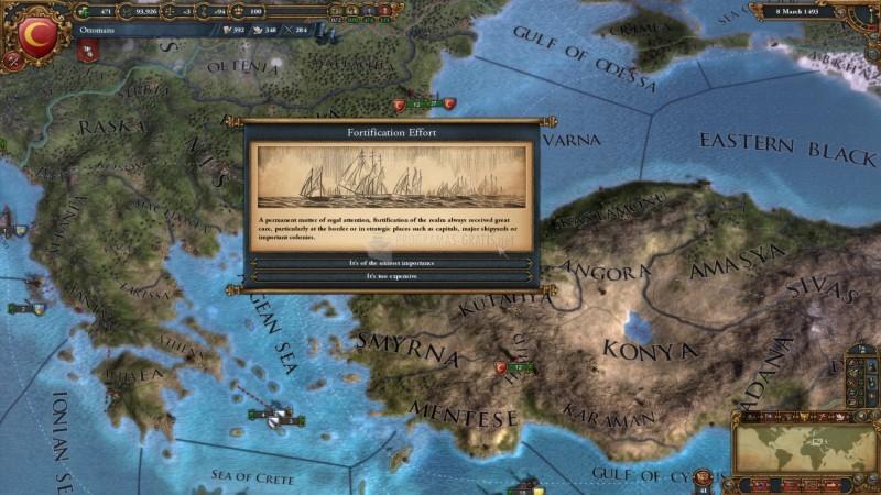 Pantallazo Europa Universalis IV
