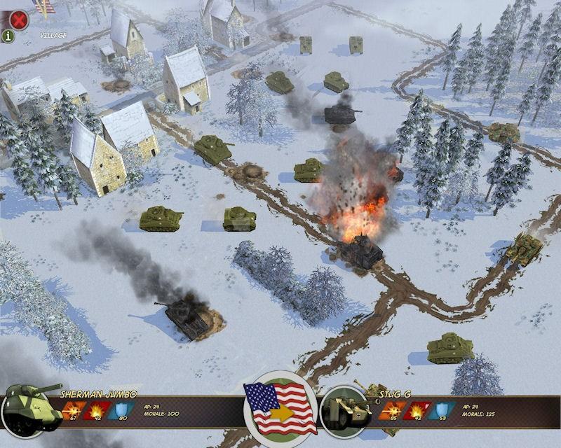 Pantallazo Battle Academy