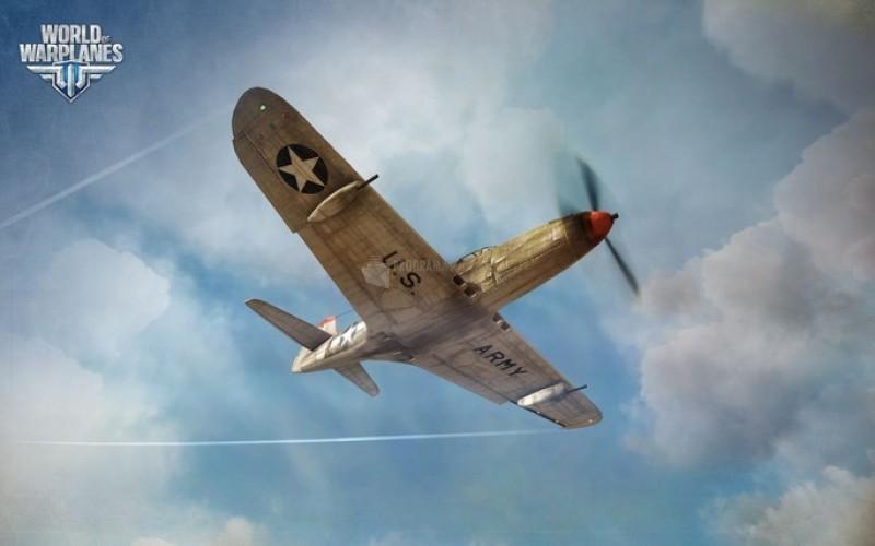 Pantallazo World of Warplanes