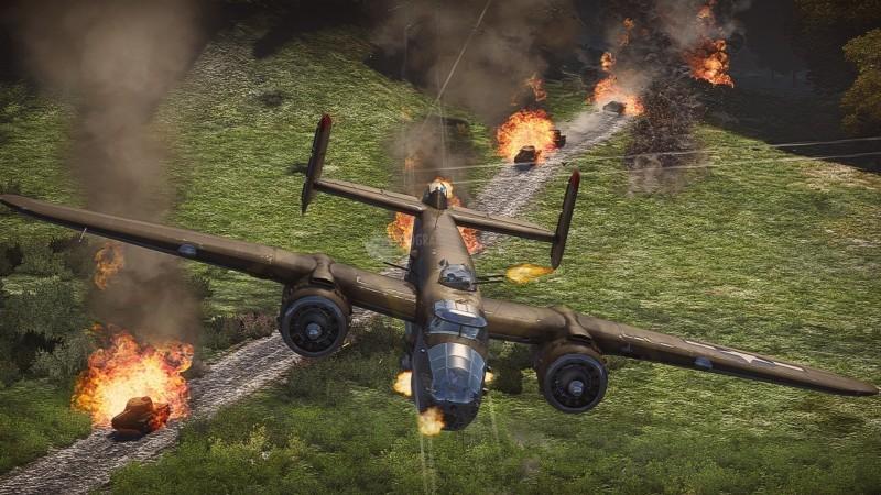 Pantallazo War Thunder