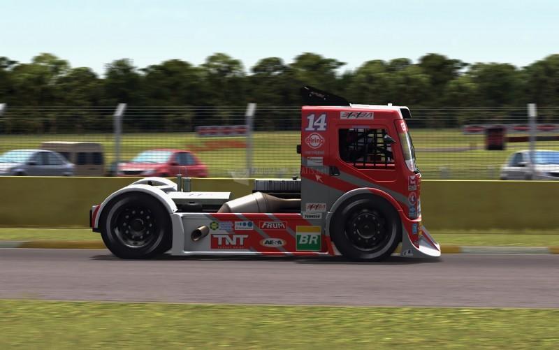 Pantallazo Formula Truck Simulator 2013