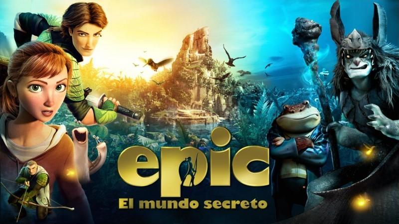 Pantallazo Epic: El mundo secreto