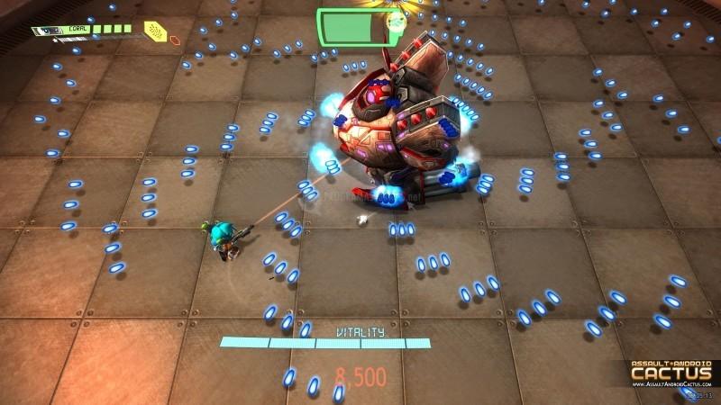 Pantallazo Assault Android Cactus