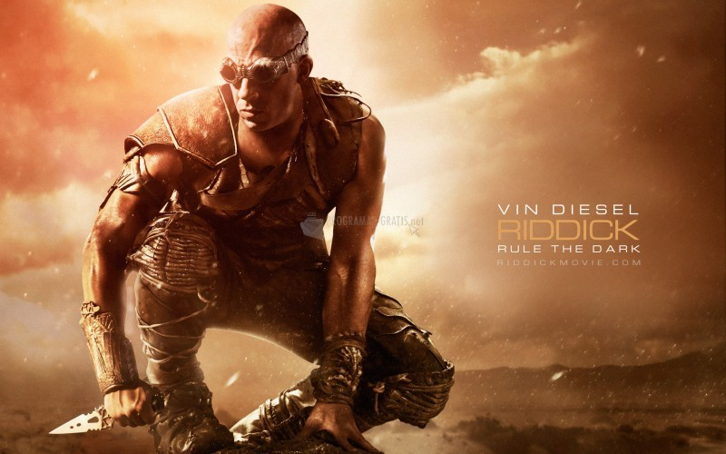 Pantallazo Riddick