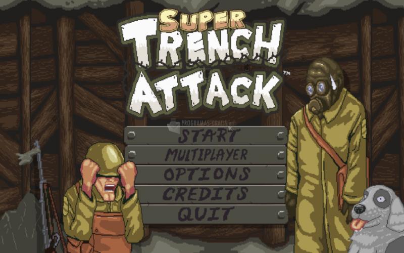 Pantallazo Super Trench Attack