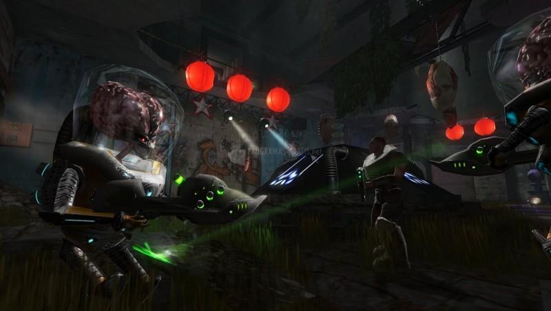 Pantallazo Alien Arena: Tactical