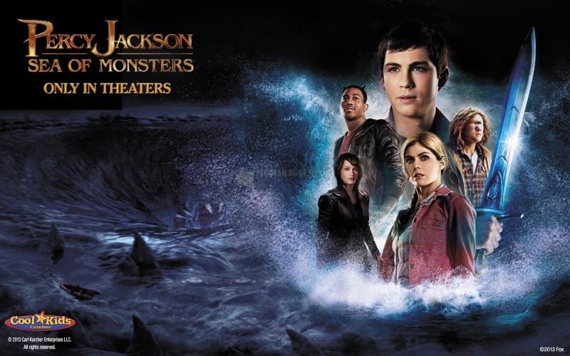 Pantallazo Percy Jackson y el mar de los monstruos