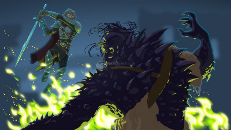 Pantallazo Dragon Age Legends