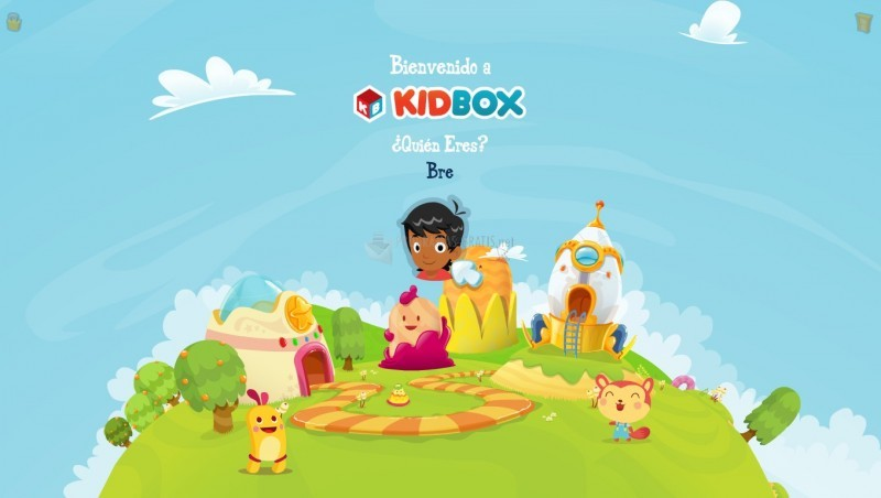 Pantallazo Kidbox