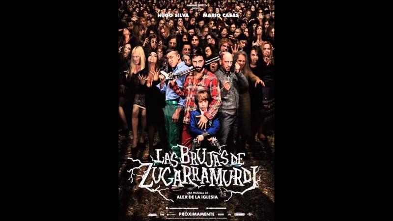 Pantallazo Las brujas de Zugarramurdi