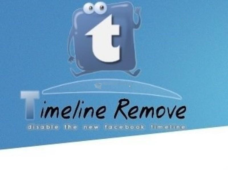 Pantallazo Facebook TimeLine Remove