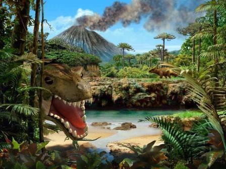 Pantallazo 3D Dinosaurs ScreenSaver